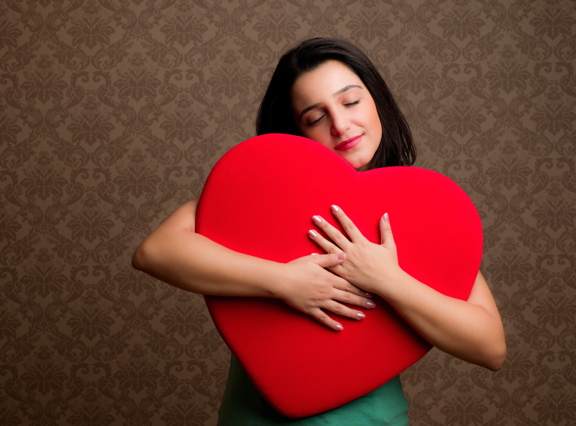 self love Meditation center lecture hall: how deep is your self love.