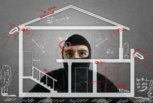 Architect or burglar?