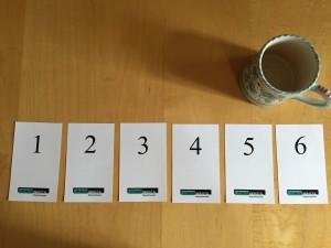 Pick a card.